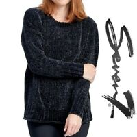 NEW Seven7 Women's Buttery Soft Chenille Pullover Sweater Size XXLarge