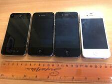 iphones - 4 in total - pre-owned