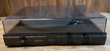 Reference 510T By Quadraflex Semi-Automatic Belt Driven Turntable