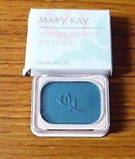 Mary Kay Real Teal (#4986) Powder Perfect Eye Color Square Pan New