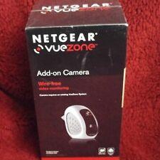 NetGear vuezone Add on Camera Wire-free Video Monitoring