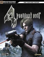 Signature Series Resident Evil 4 PS2 Damon Brown, Dan Birlew Brady Games  NEW