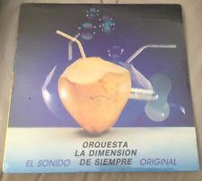 LP/ RUMBA RUMBERO / ORQ. LA DIMENSION DE SIEMPRE / EL SONIDO ORIGINAL / SEALED