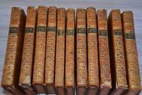 Lettres angloises ou Histoire de Miss Clarisse Harlove  / 1764-Nourse/ 11 tomes
