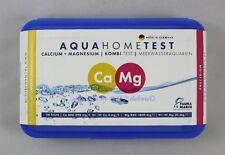 AquahomeTest Ca Mg Test Fauna Marin  Calcium Magnesium Wassertest Meerwasser