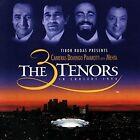 Carreras Domingo Pavarotti 3 tenors in concert 1994 [CD]