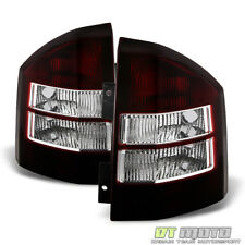 2007-2010 Jeep Compass Smoked Tail Lights Brake Lamps Left+Right 07 08 09 10