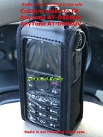 AnyTone AT-D878 & D868 Radio Windowed Case with Strap (Custom Make)    US seller