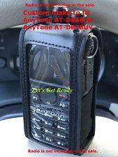 AnyTone AT-D868 & D878 Radio Windowed Case with Strap (Custom Make)    US seller