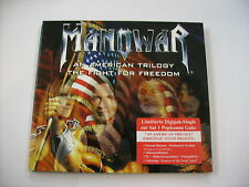 MANOWAR - AN AMERICAN TRILOGY - CD SINGLE 2002 NEW DIGIPACK