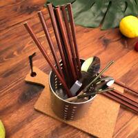 Stainless Steel Kitchen Utensil Cooking Spoon Tools Chopstick Holder Ventilation