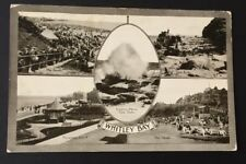POSTCARD Whitley Bay Multi View NORTHUMBERLAND Table Rocks 1920 Real Photo 1534