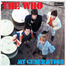 The Who My Generation 3 X Vinyl LP Remastered 2017