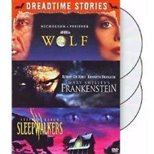 Multi Feature: Wolf / Mary Shelley's Frankenstein / Stephen King's Sleepwalkers