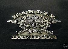 HARLEY-DAVIDSON MOTORCYCLE LEGENDARY BAR & SHIELD PIN