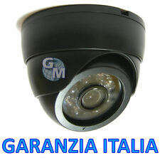 IP CAMERA WIFI WIRELESS TELECAMERA DI RETE LED IR INFRAROSSI DOME WEBCAM CAM a