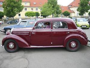 Oldtimer Markt/Praxis kpl: Mercedes 170 W136/191  7Hefte!/D/V/Va/Vb/S-V/Da/Db/DS