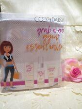 Coop + Daisy-Grab-N-Go Gym Essentials-Dry Shampoo/Face Mist/Face Lotion/Lip Balm