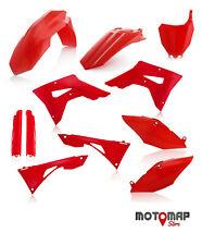 Full Kit plastiche Carene Acerbis Honda CRF 450 RX 2019 2020 Rosso