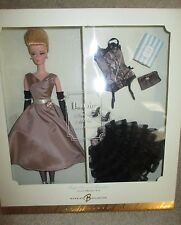 HIGH TEA AND SAVORIES Silkstone Barbie  Giftset  - NRFB