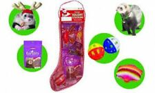 Marshall Ferret Holiday Stocking Fun gifts for your ferrets