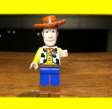 LEGO TOY STORY WOODY AUTHENTIC GENUINE MINIFIGURE RETIRED RARE SET# 7597 HOT
