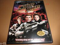 STARSHIP TROOPERS 1 dvd NEIL PATRICK HARRIS casper van dien DENISE RICHARDS