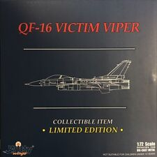 Witty Wings 1/72 Scale F-XVI Victim Viper AF80-0541 Diecast Plane WTW-72-010-032