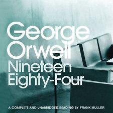 George Orwell - Nineteen Eighty-Four 1984 Audiobook mp3CD