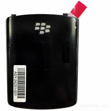Official Genuine Blackberry 8520 Curve Replacement Battery Back Cover Door Black