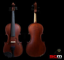 Gliga II 4/4 Violin Dark Antique finish Professional Setup Hand Made in Romania