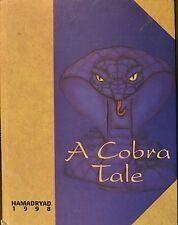 "1998 FORT PIERCE HIGH SCHOOL YEARBOOK ""Hamadryad"" A Cobra Tale • Ft. Pierce FL"