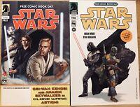 Avatar The Last Airbender Rebound Star Wars Free Comic Book Day FCBD Dark Horse