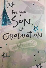 SON GRADUATION CARD American Greetings. 2020 Beautiful cards. Congratulations!