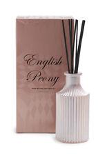 D.L. & Co DL DIFFUSER Rare Botanic English Peony Fragrance Oil 200 ML Gift Set
