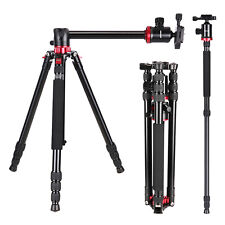 Neewer Camera Tripod Monopod with Ball Head for DSLR Camera Video Camcorder
