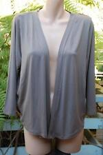 Katies Size XL-18 Mocha Brown Gathered Back CARDI/Shrug NEW GR8 Stylish Top