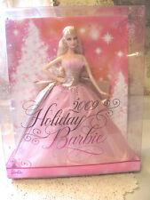 Barbie Doll 2009 Happy Holidays