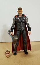 "Marvel Legends 6"" Inch Cull Obsidian BAF Wave Infinity War Thor Loose Complete"