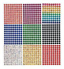 100 Bügelpailletten Hologramm, 5 mm rund, Hotfix Pailletten zum Aufbügeln