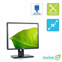 "Dell Professional P1913S 19"" 1280x1024 5:4 LED Backlit Monitor DP VGA - Grade B"