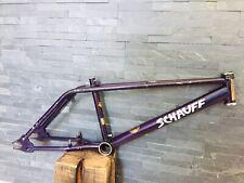 BMX 90's Schauff Black Mamba frame, Freestyle Schwinn GT Hutch Haro Master Pro