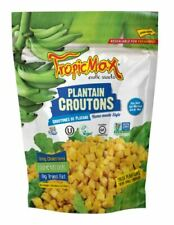 TropicMax All Natural Gluten Free Plantain Croutons
