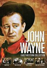 John Wayne Early Western Collection (Range Feud /Two-Fisted Law/Texas/Etc) DVD