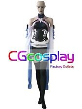 Cosplay Costume Kingdom Hearts Birth By Sleep Aqua New in Stock
