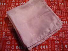 "Vintage Linen Table Napkins Set 4 ~ 16"" Square Floral Damask Beautiful!      266"