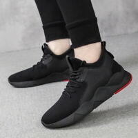 Men's Breathable Athletic Outdoor Running Shoes Jogging Casual Sports Sneakers