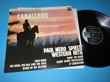 Paul Nero (Klaus Doldinger) spielt Western Hits / Caballero - LP