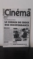 Cinema - N°545 - 1 Au 15 Gennaio 1995 - Il Chemin Di Croix Delle Indipendente