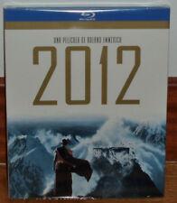2012 BLU-RAY NUEVO PRECINTADO FUNDA DE CARTON SLIPCOVER AVENTURAS (SIN ABRIR) R2